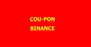 nhận coupon sàn binance