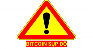bitcoin sụp đổ