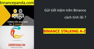 hướng dẫn staking trên binance