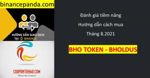 cách mua bho token